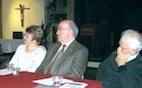 Monique David, Jean-Claude Breton et Hubert Doucet