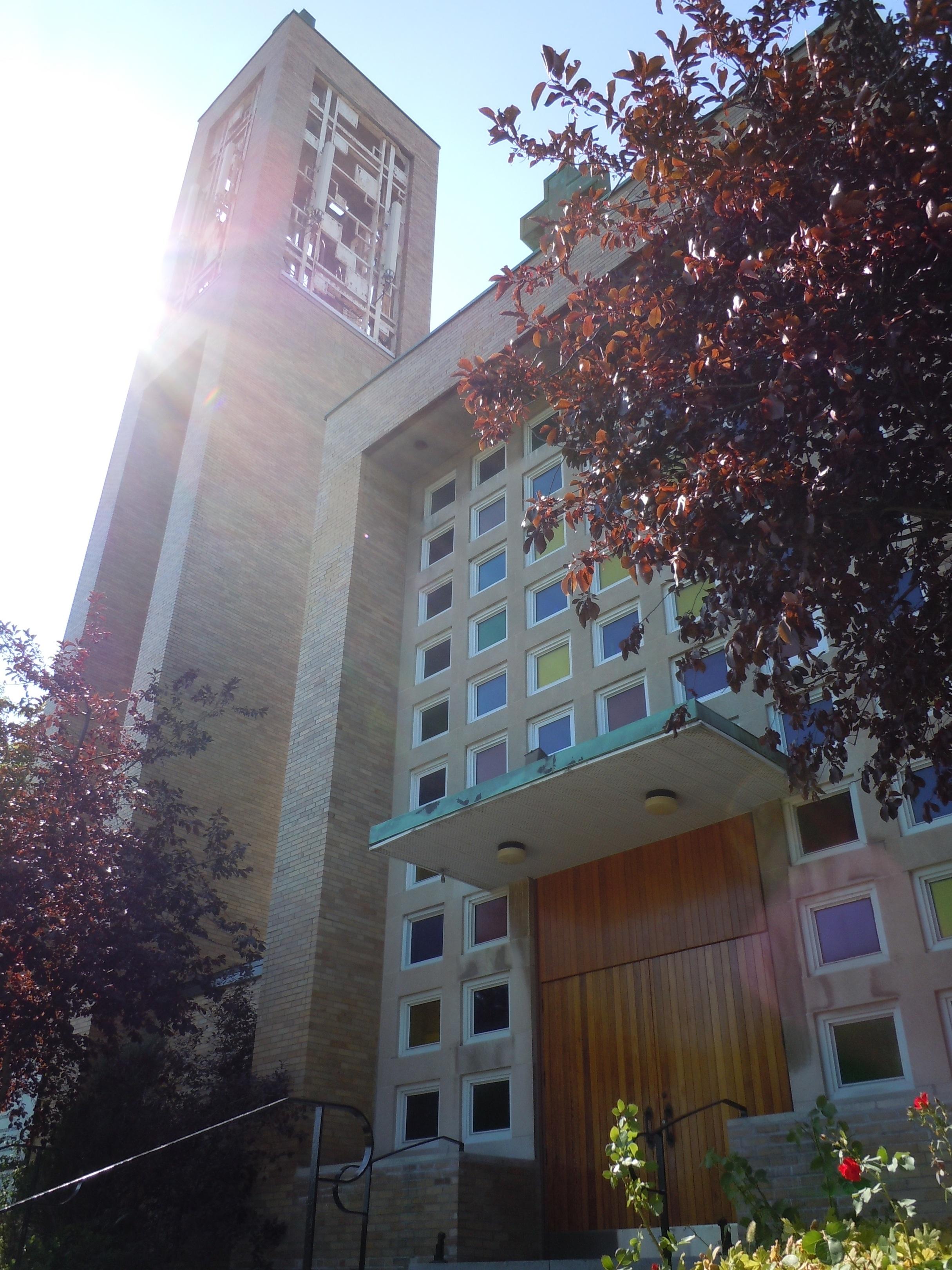 Église St-Albert-le-Grand des Dominicains