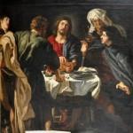 Rubens, les disciples d'Emmaüs