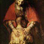 Le Retour du fils prodigue, Rembrandt, 1668