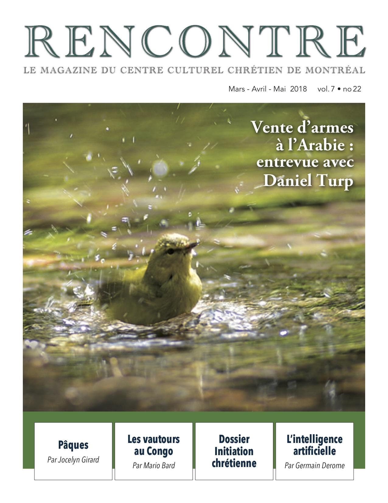 Webzine Rencontre, no 22